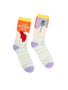 Snowy Day Socks Ad-SM