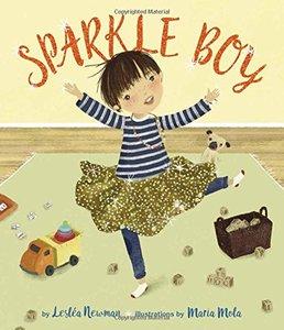 Sparkle Boy - Autographed
