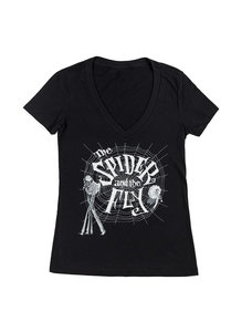 The Spider & the Fly Ladies T-Shirt