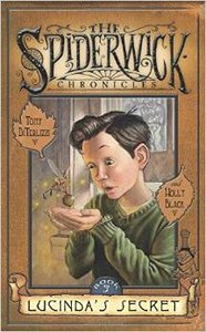 Spiderwick #3 Lucinda's Secret - Autographed Hardcover