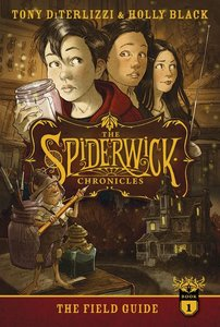 Spiderwick #1 The Field Guide - Autographed Softcover