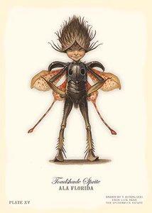 Tony DiTerlizzi Postcard - Sprite