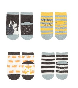 Where The Wild Things Are Youth Socks (4 pack)