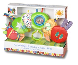 Very Hungry Caterpillar Baby Activity Set