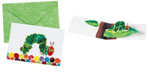 Very Hungry Caterpillar Pop-Up Card