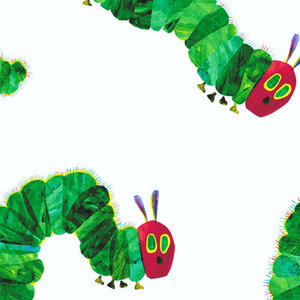 Very Hungry Caterpillar Fabric