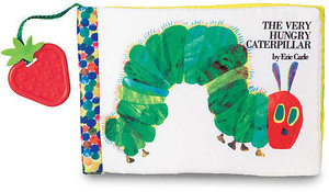 Very Hungry Caterpillar Soft Book