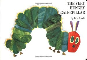 The Very Hungry Caterpillar Kamishibai