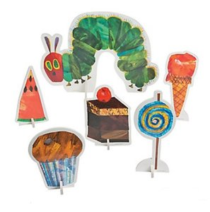 Very Hungry Caterpillar Centerpiece Set