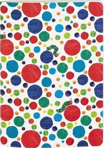 Very Hungry Caterpillar Dot Notebook