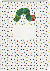 Very Hungry Caterpillar Blank Mini Notebook