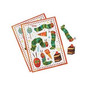 Caterpillar Sticker Sheet