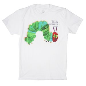 Very Hungry Caterpillar Adult T-Shirt