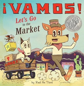 Vamos Let's Go to the Market-Autographed