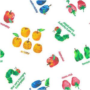 Week Day Fruit Fabric