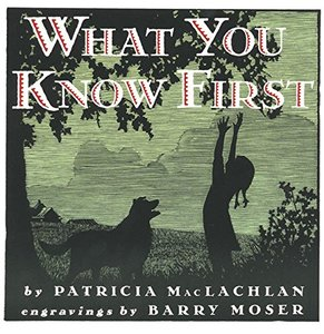 What You Know First - Autographed Softcover