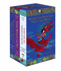 Where the Mountain Meets the Moon Gift Set - To Be Autographed Dec 8