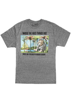 Where the Wild Things Are Adult T-Shirt