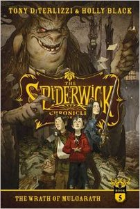 Spiderwick #5 The Wrath of Mulgarath - Autographed Softcover