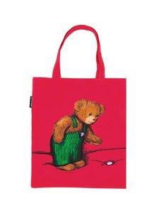 Corduroy Tote Bag