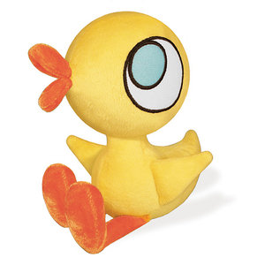 Duckling Plush Toy