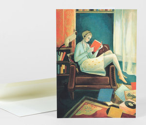 Emily Winfield Martin Card - Eleanor's Room