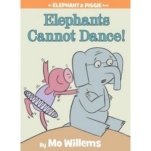 Elephants Cannot Dance - Autographed