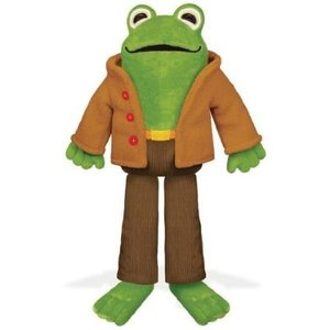 "Frog 12"" Soft Toy"