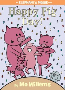 Happy Pig Day - Autographed