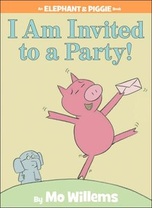 I Am Invited to a Party - Autographed