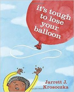 It's Tough to Lose Your Balloon - Autographed
