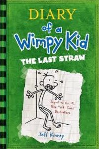 Diary of a Wimpy Kid #3: Last Straw - Autographed Hardcover