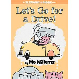 Let's Go for a Drive - Autographed