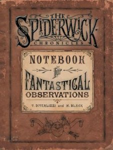The Spiderwick Chronicles Notebook for Fantastical Observations - Autographed Hardcover