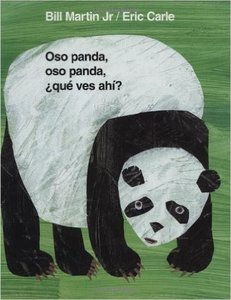 Panda Bear, Panda Bear, What Do You See? Spanish Edition