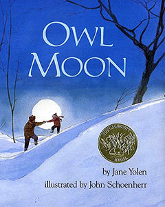 Owl Moon - Autographed