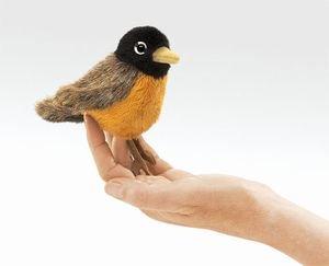 Robin Finger Puppet