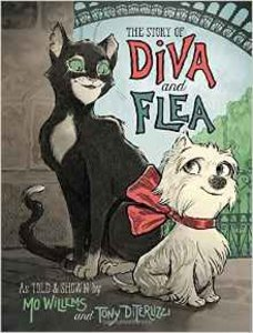 The Story of Diva & Flea - Autographed