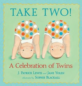 Take Two: A Celebration of Twins - Autographed Hardover