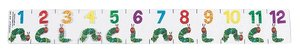 Very Hungry Caterpillar Ruler