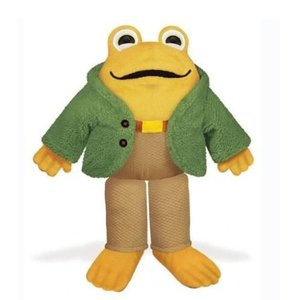 """Toad 9"""" Soft Toy"""