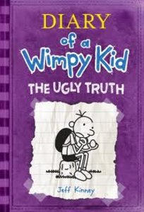 Diary of a Wimpy Kid #5: The Ugly Truth - Autographed Hardcover