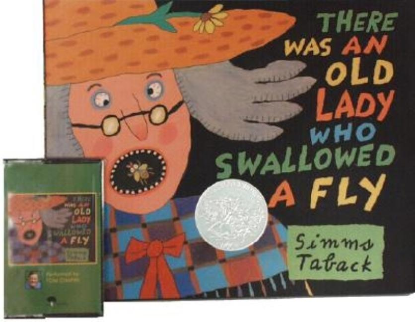 there was an old lady who swallowed a fly the eric carle museum of