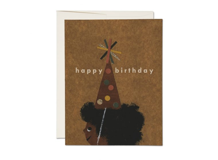 Greeting cards the eric carle museum of picture book art afro birthday card m4hsunfo