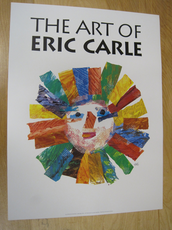 Eric Carle Posters | The Eric Carle Museum of Picture Book Art