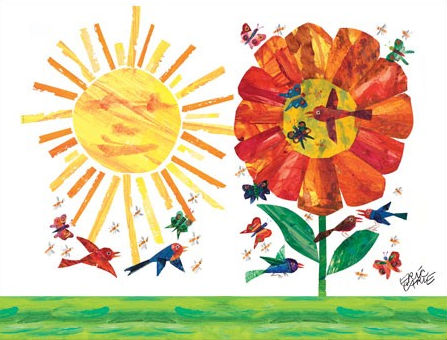 Tiny Seed Canvas Wall Art | The Eric Carle Museum of Picture Book Art
