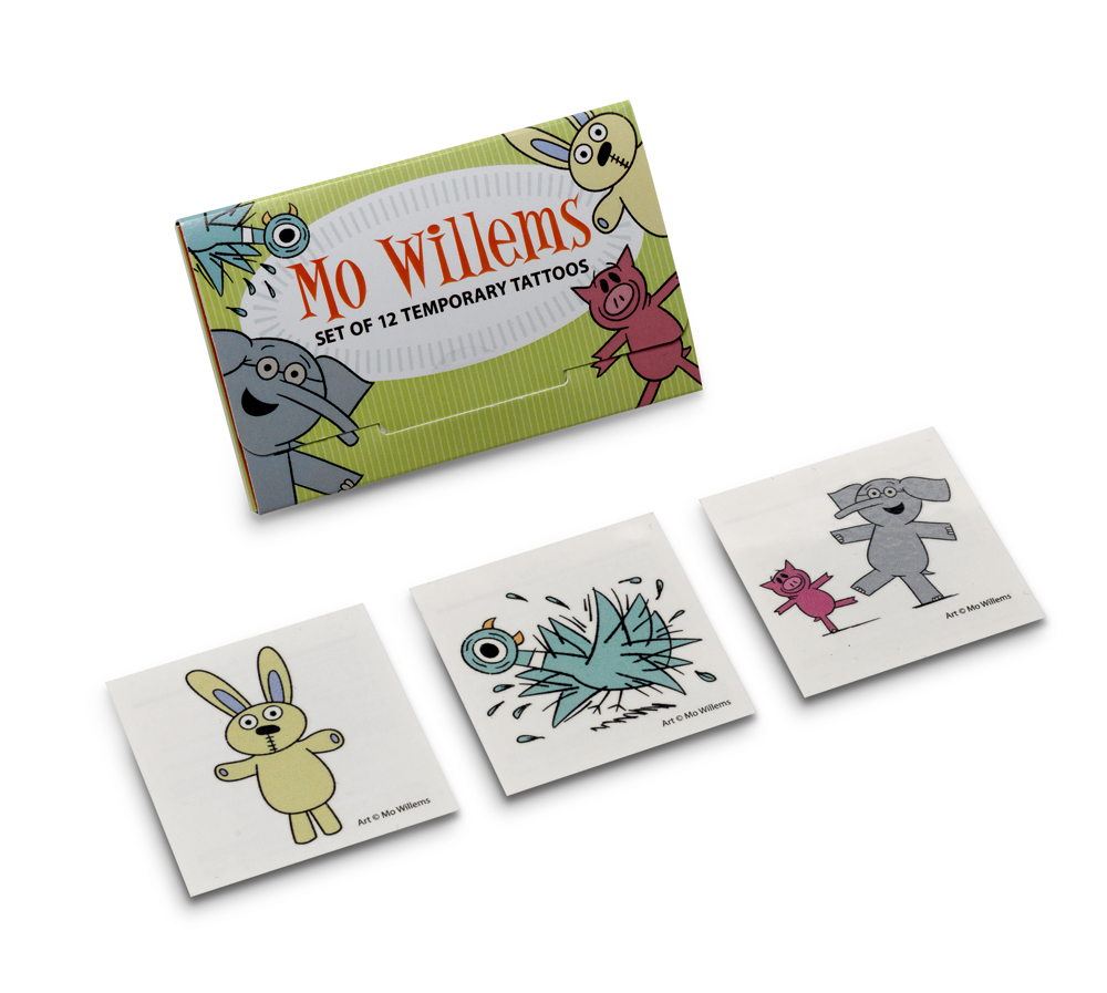 1728825ad4ed5 Temporary Tattoos | The Eric Carle Museum of Picture Book Art